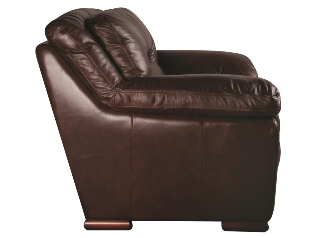 Futura Leather AustinAustin 100% Leather Chair