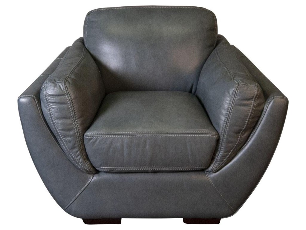 Futura Leather DamarcoDamarco Top Grain Leather Chair