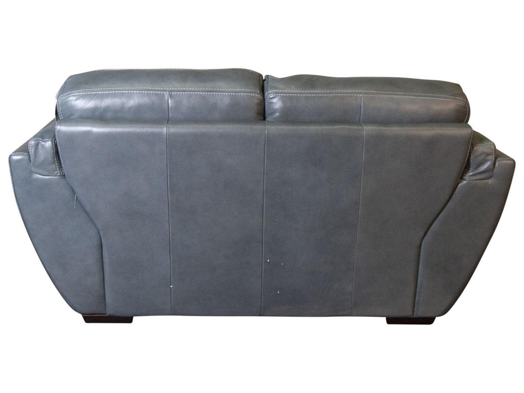 Futura Leather DamarcoDamarco Top Grain Leather Loveseat
