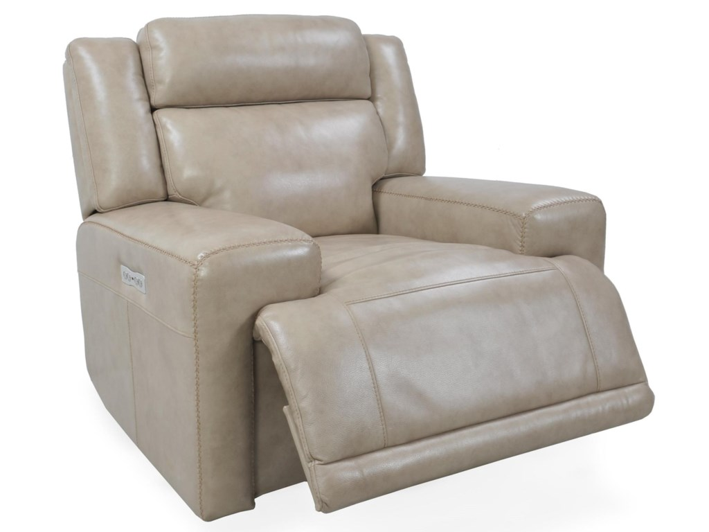 Futura Leather E1259Electric Recliner Chair