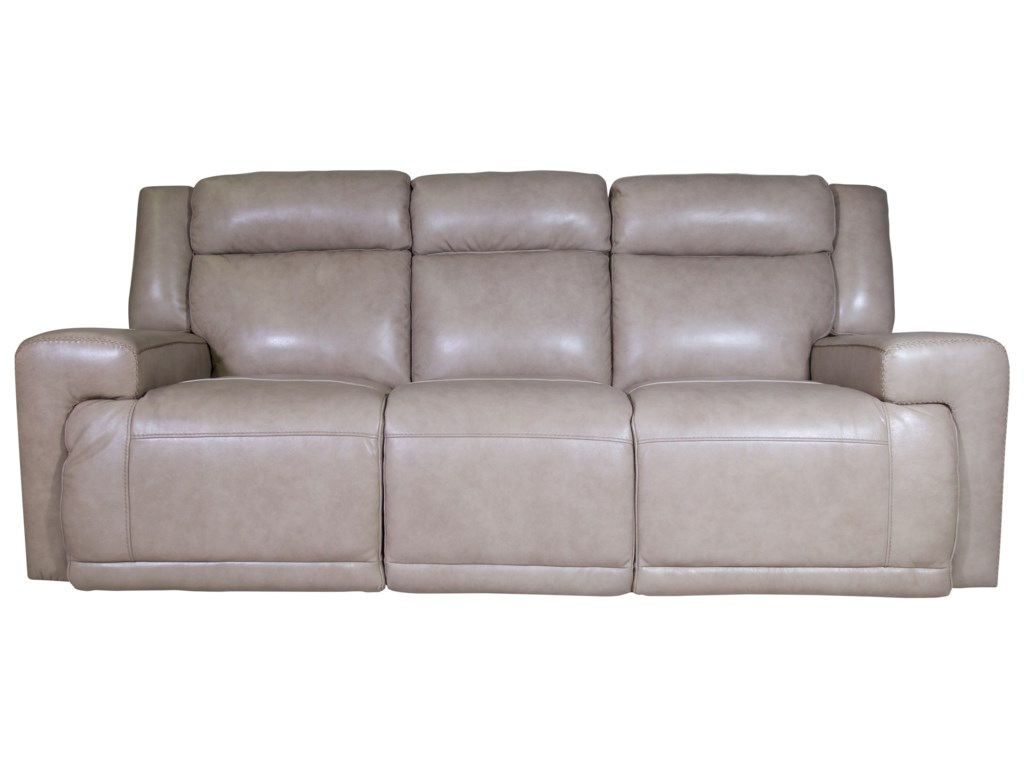 Futura Sofas Futura Leather Curtis Reclining Sofa