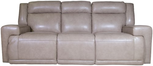 Futura Leather E1259 Electric Motion Sofa with 2 Reclining Seats