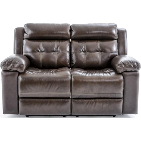Electric Motion Loveseat