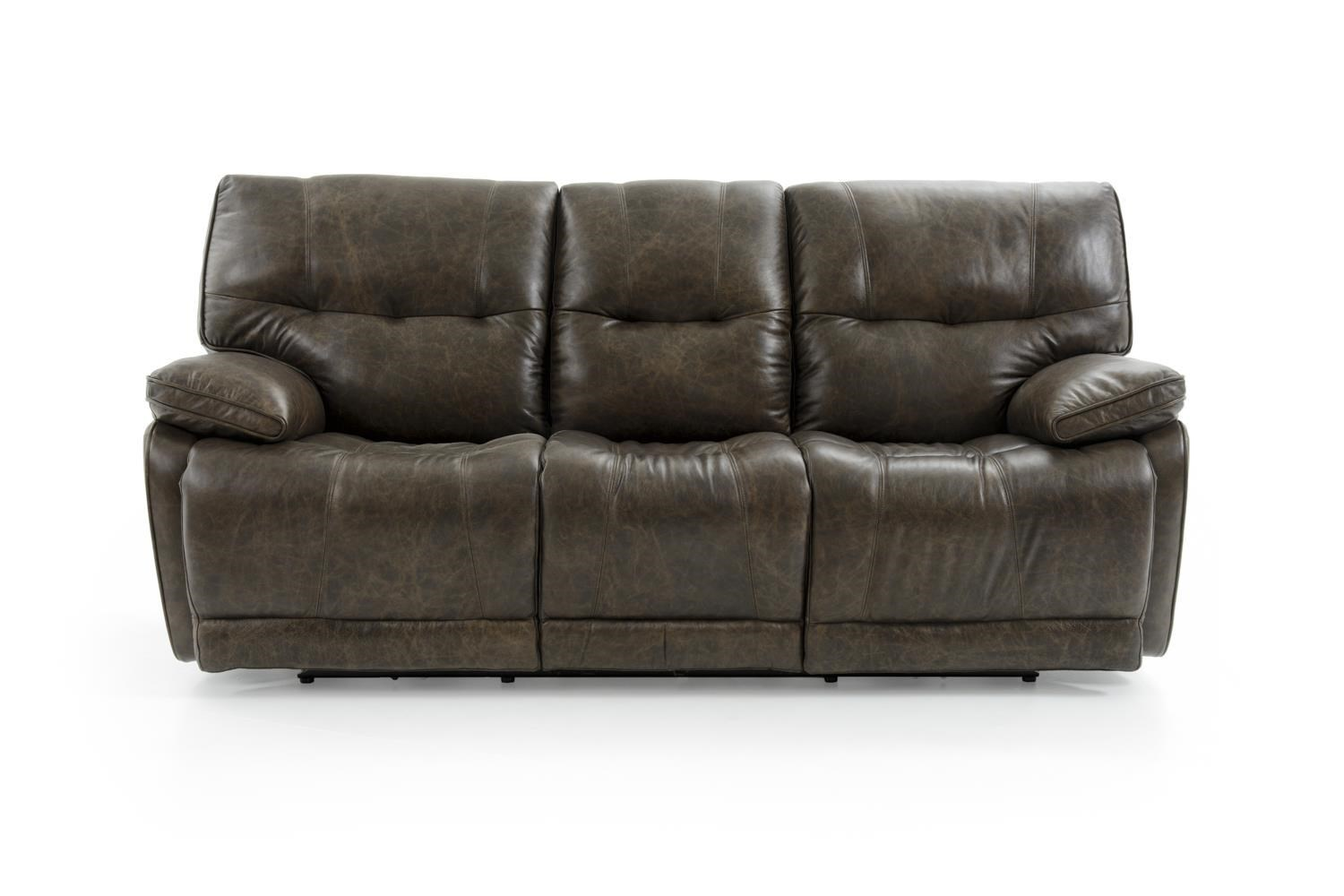 Bon Futura Leather E1288Electric Motion Sofa ...