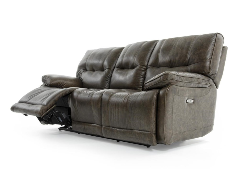 Futura Leather E1288Electric Motion Sofa