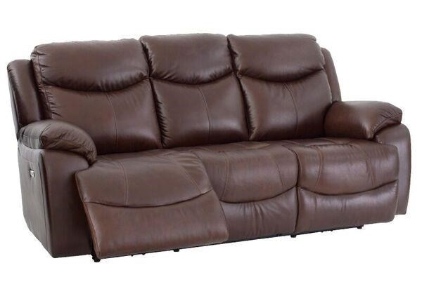 Futura Leather E1307reclining Sofa