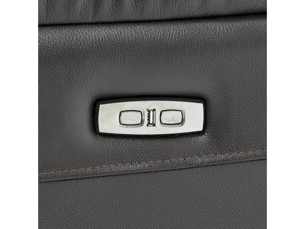 Futura Leather E1358Electric Motion Sofa