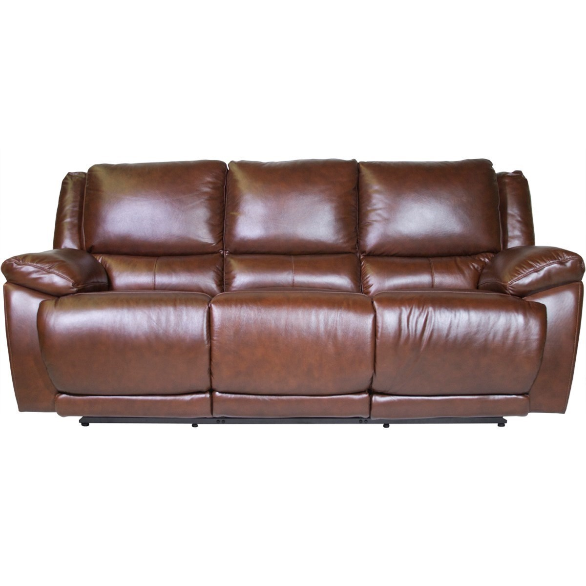 Superior Futura Leather Curtis Power Reclining Sofa   HomeWorld Furniture    Reclining Sofas