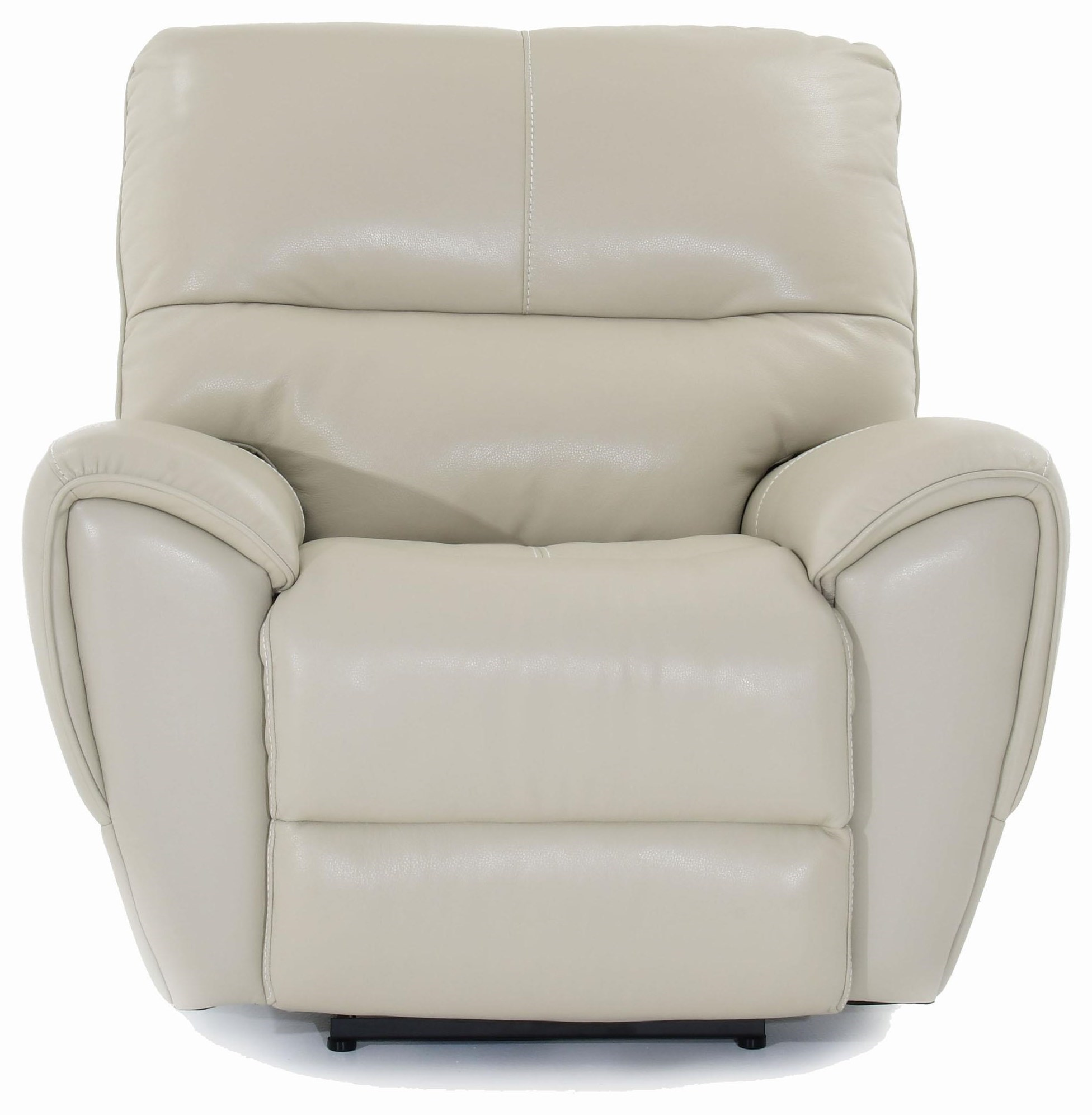 Casual Power Recliner with Power Headrest and USB Port