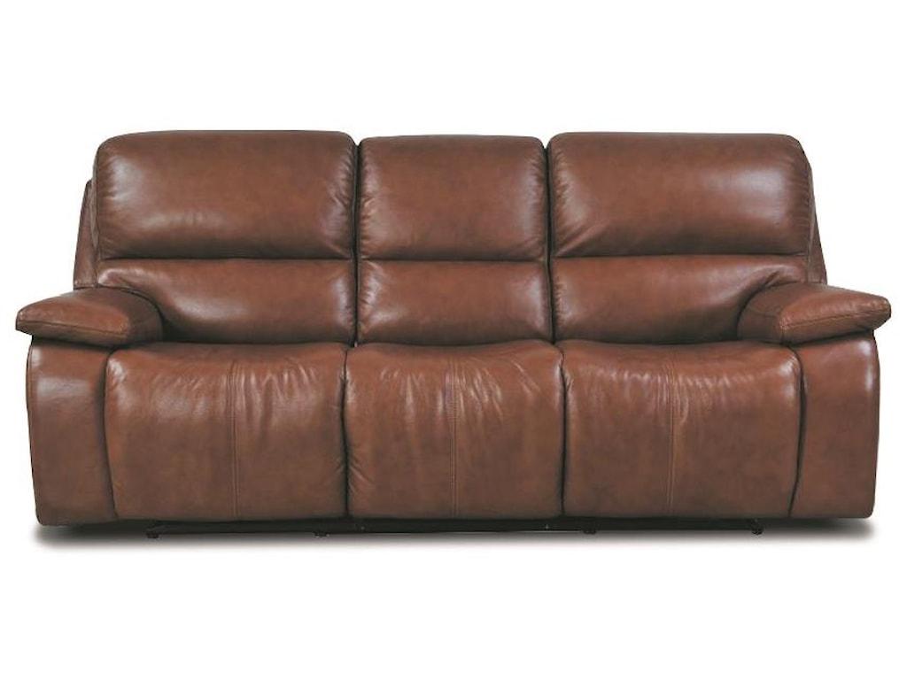 Futura Leather HuntleyHuntley Leather Match Power Sofa