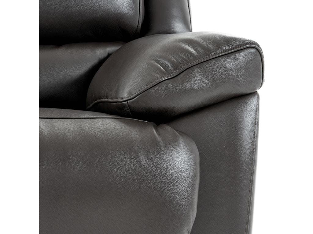 Futura Leather E149Motion Loveseat