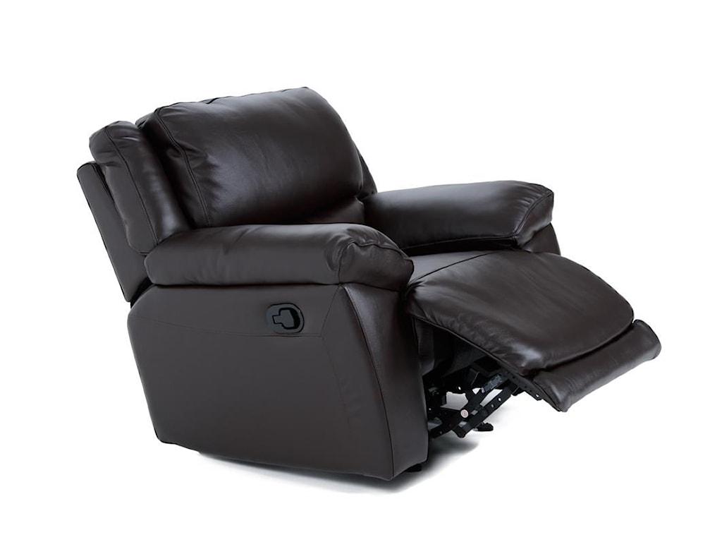 Futura Leather E149Rocker Recliner Chair