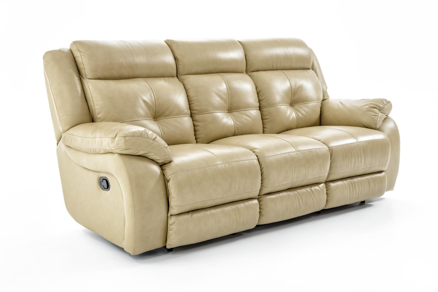 Futura Leather M771 M771 83 1288H CHESAPEAKE Casual Dual Reclining Sofa