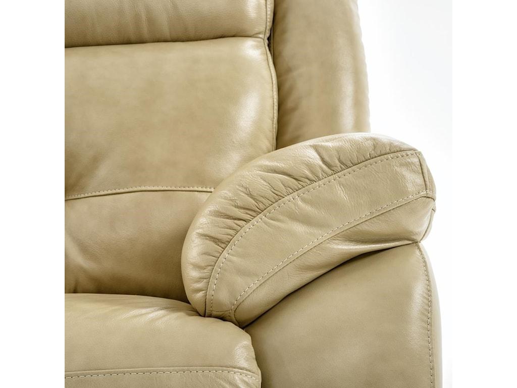 Futura Leather m771Dual Reclining Sofa