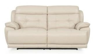 Futura Leather M836Motion Sofa with 2 Mechanisms