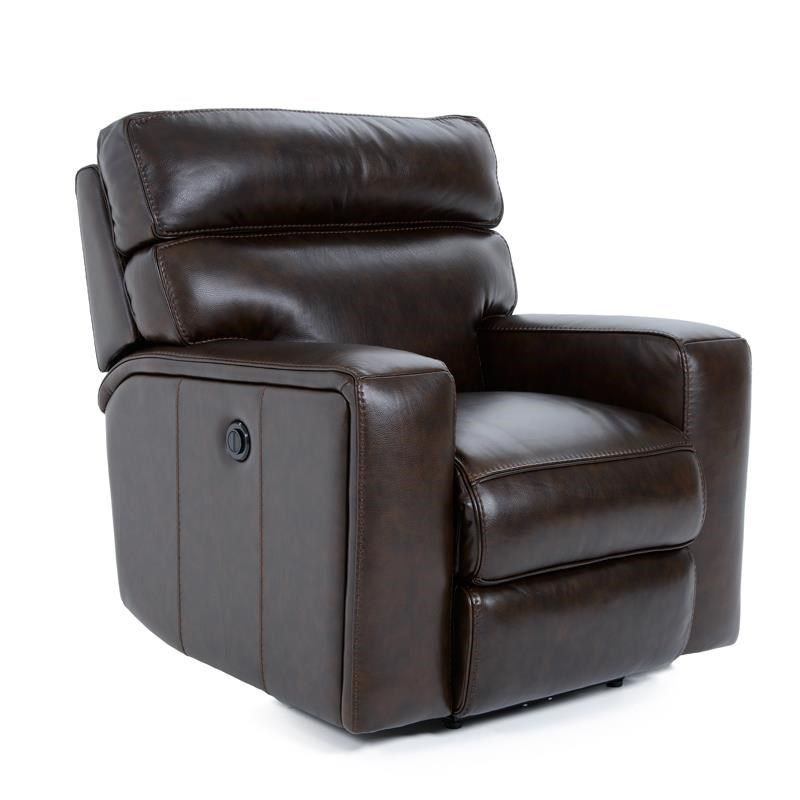 Futura Leather E879 Electric Motion Recliner Chair with Track Arms - Baeru0027s Furniture - Three Way Recliners  sc 1 st  Baeru0027s Furniture & Futura Leather E879 Electric Motion Recliner Chair with Track Arms ... islam-shia.org