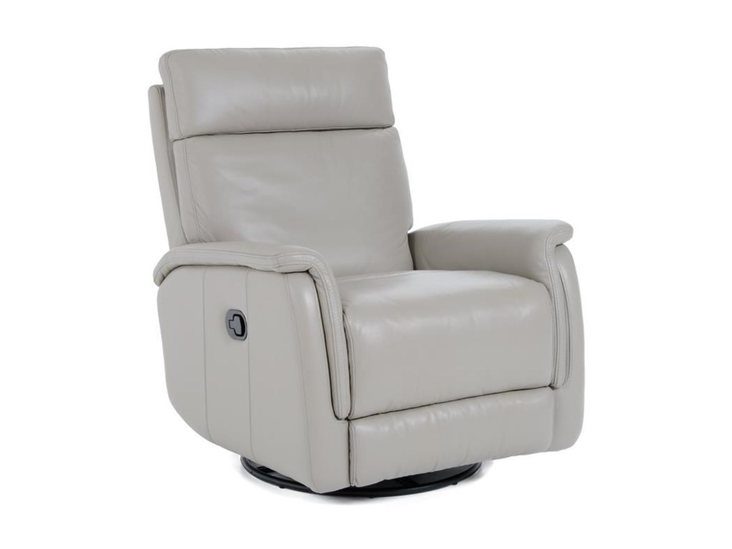 Futura Leather PB922Swivel Glider Recliner