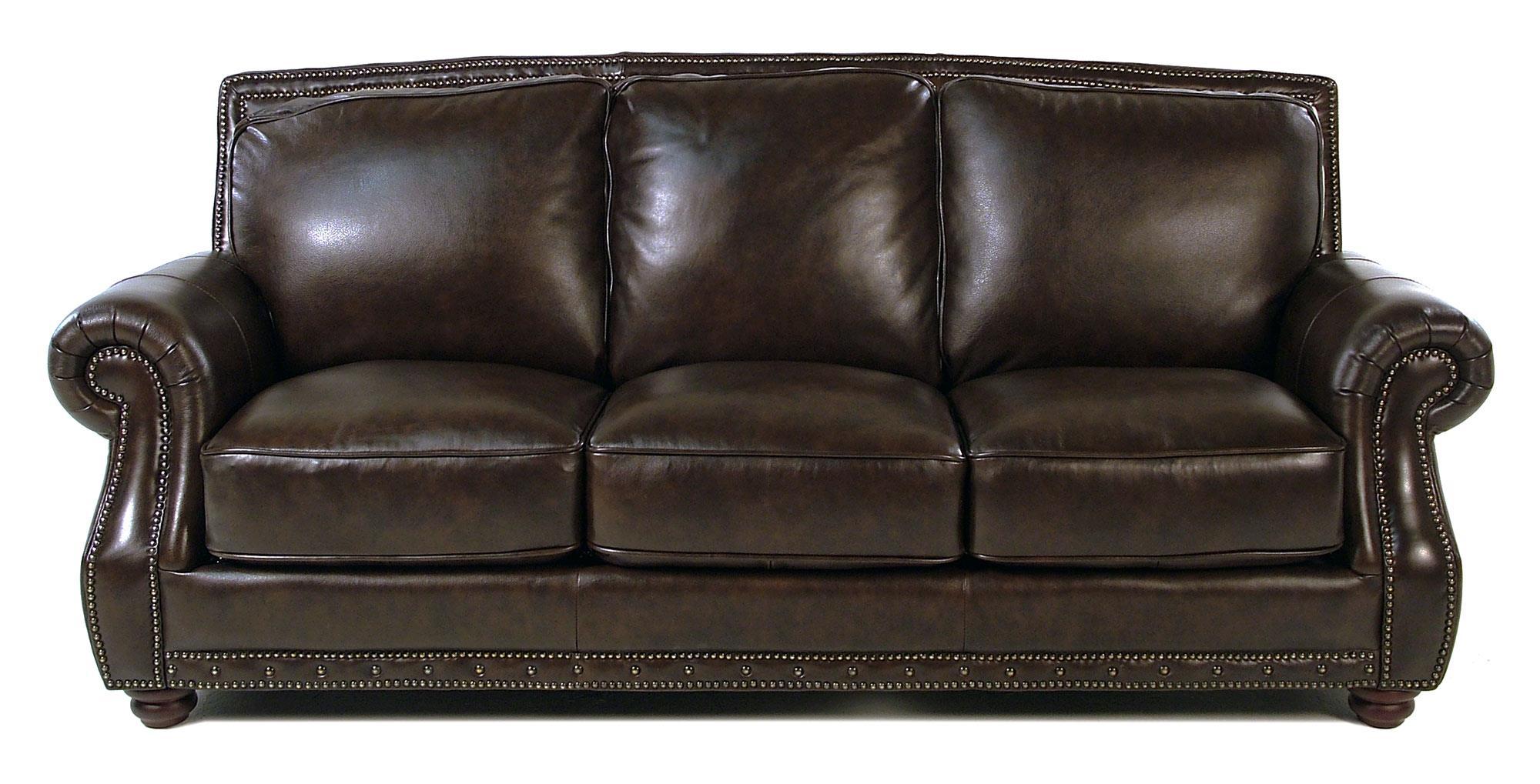 - Futura Cordovan Leather Sofa Catosfera.net