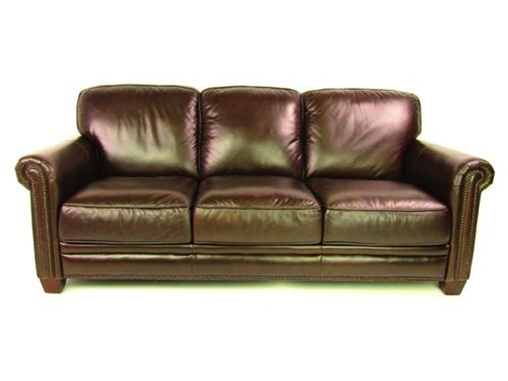 Dante Leather Sprintz DanteLeather Sofa
