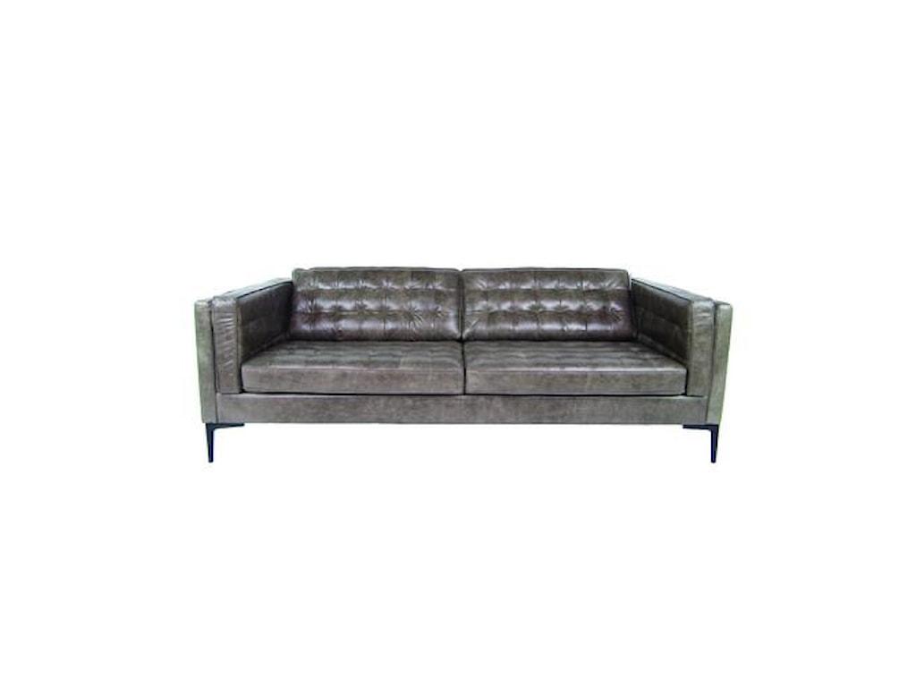 Dante Leather Sprintz DanteLeather Sofa