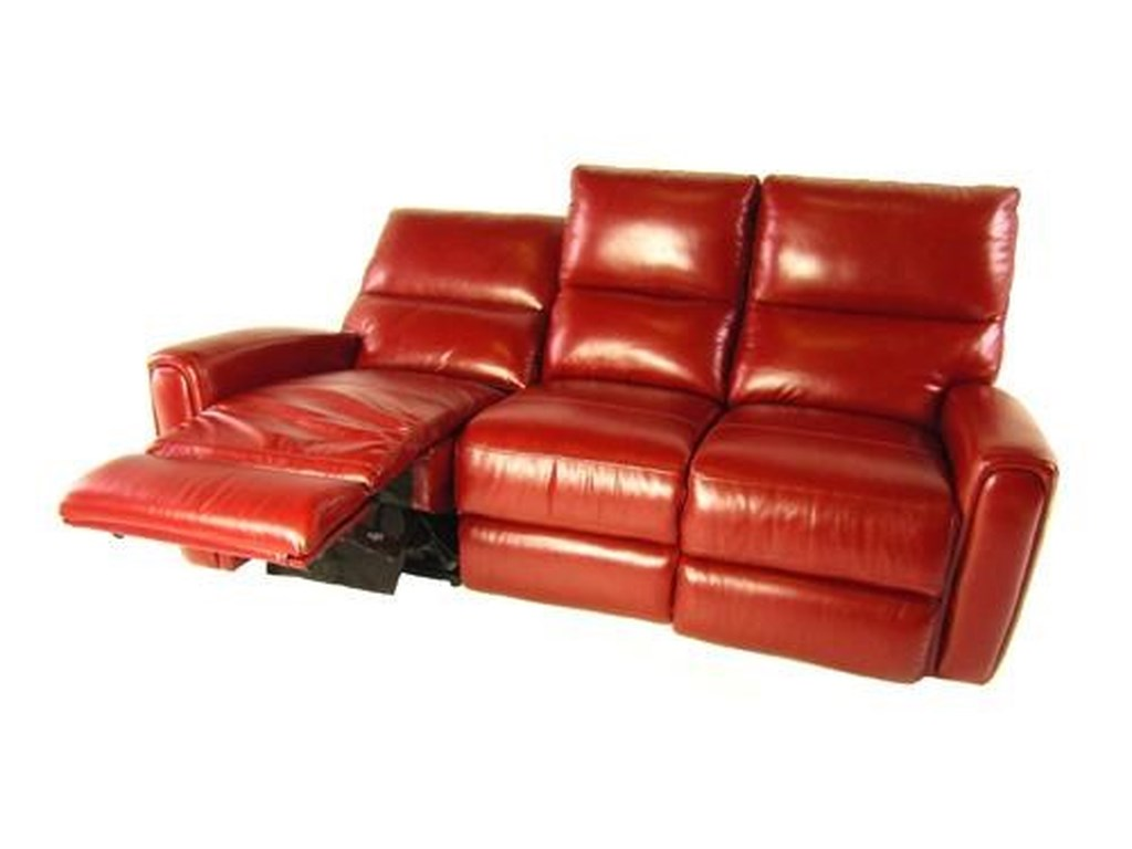 Dante Leather Sprintz DanteLeather Sofa with motion