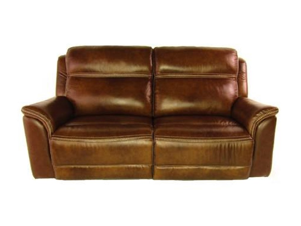 Dante Leather Sprintz DanteLeather Reclining Sofa
