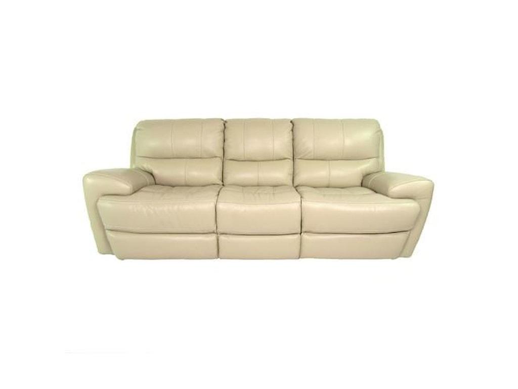 Dante Leather Sprintz DanteLeather Reclining Sofa