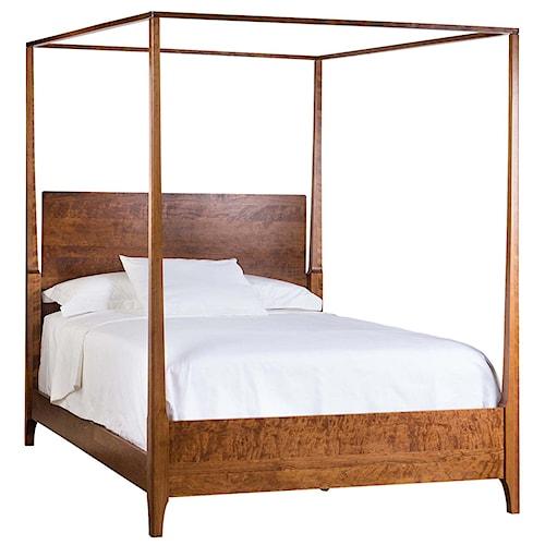 Greenbrier Bedroom Garrett Queen Canopy Bed