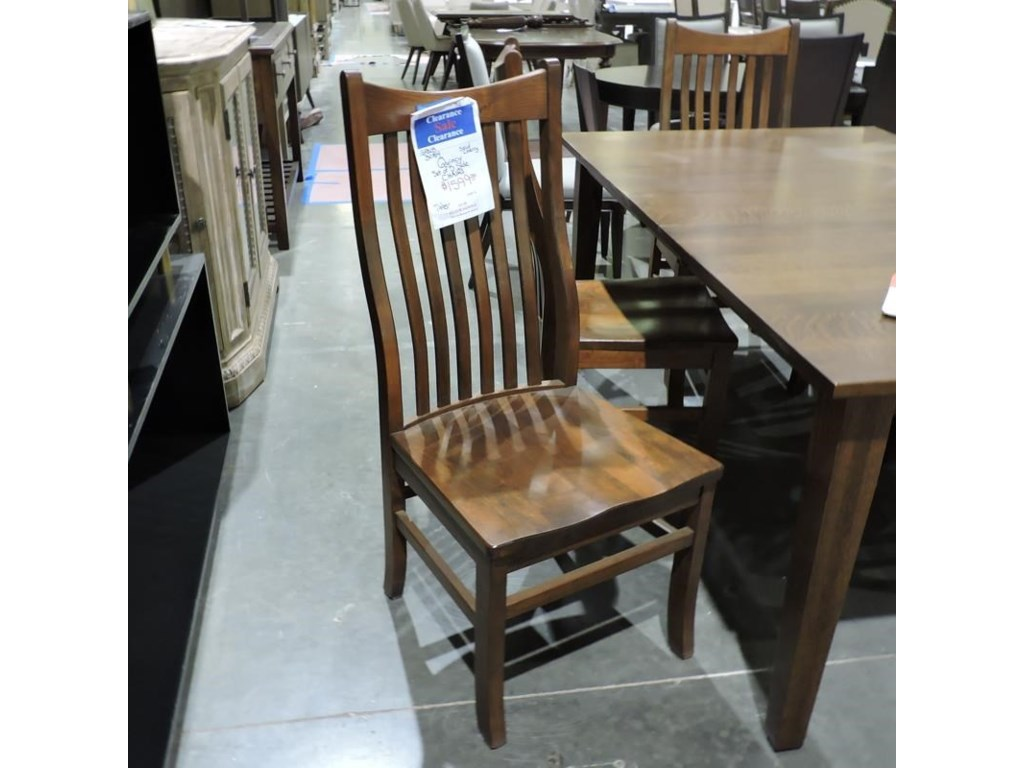 Greenbrier Clearance Set of 5 Chairs | Belfort Furniture ...