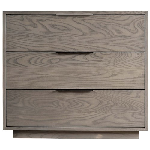 Greenbrier Dartmoor Three Drawer Dresser with Soft Close Drawers