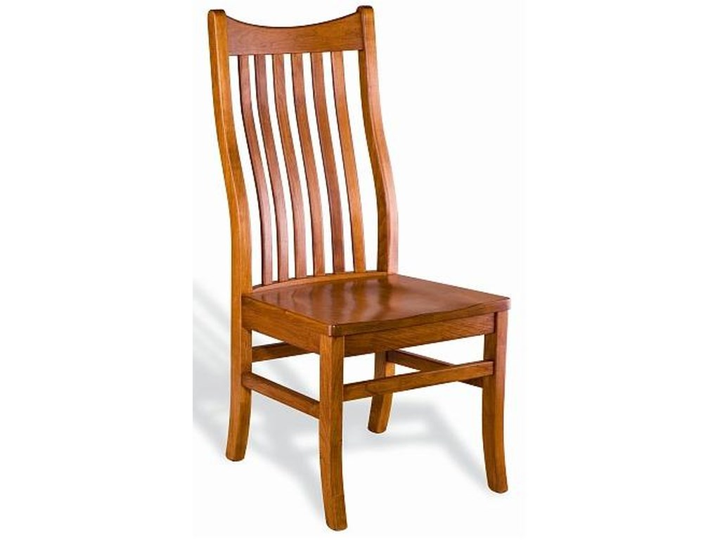 Greenbrier DiningQuincy Solid Wood Side Chair