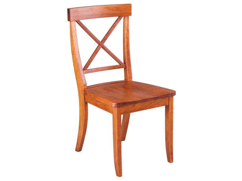 Greenbrier DiningLaCroix Side Chair