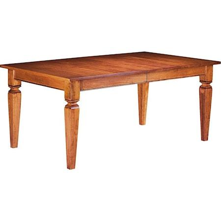 French Regency Rectangular Table