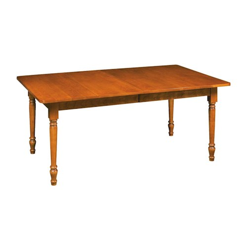 Greenbrier Dining Rectangular Extension Table