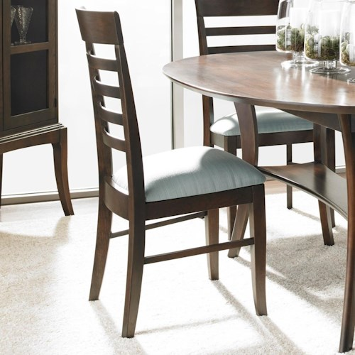 Greenbrier Dining Burbank Side Chair
