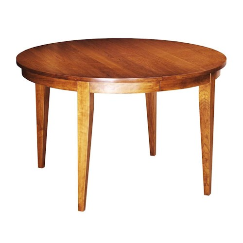 Greenbrier Dining Lakeshore Leg Table