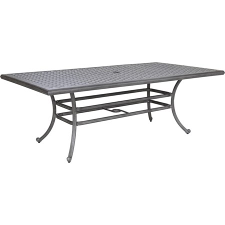 """46"""" x 86"""" Outdoor Dining Table"""