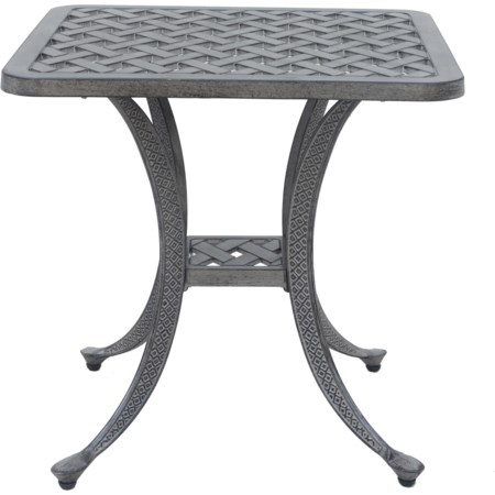 21 End Table