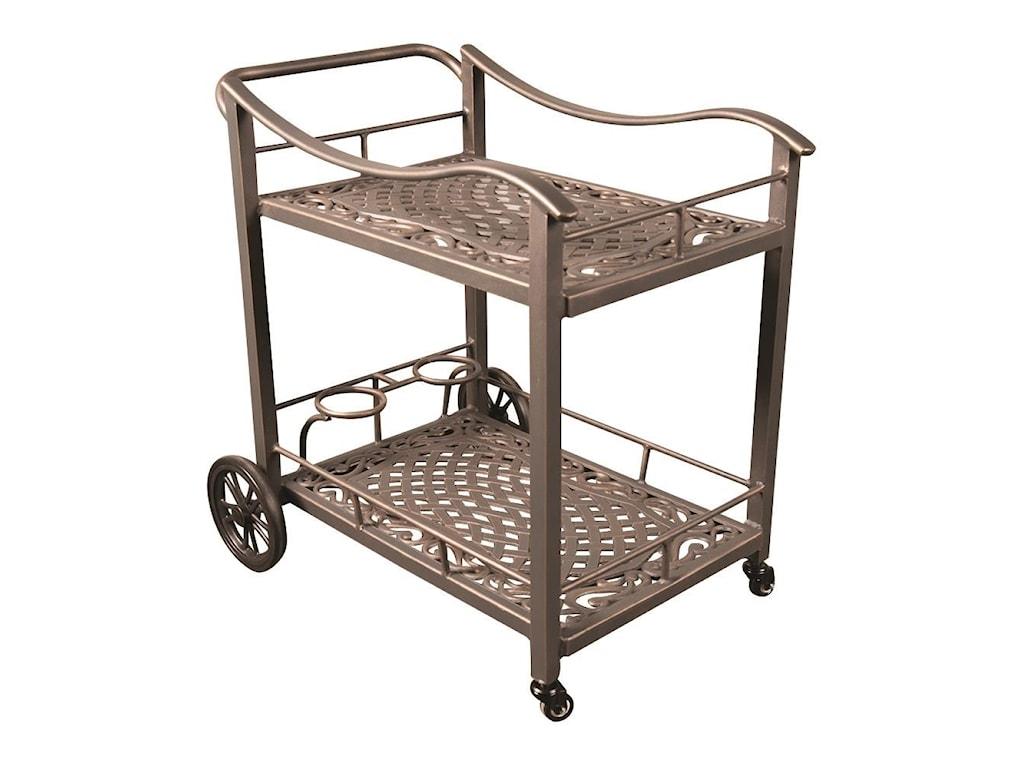 Morris Home MontereyMonterey Outdoor Tea / Bar Cart