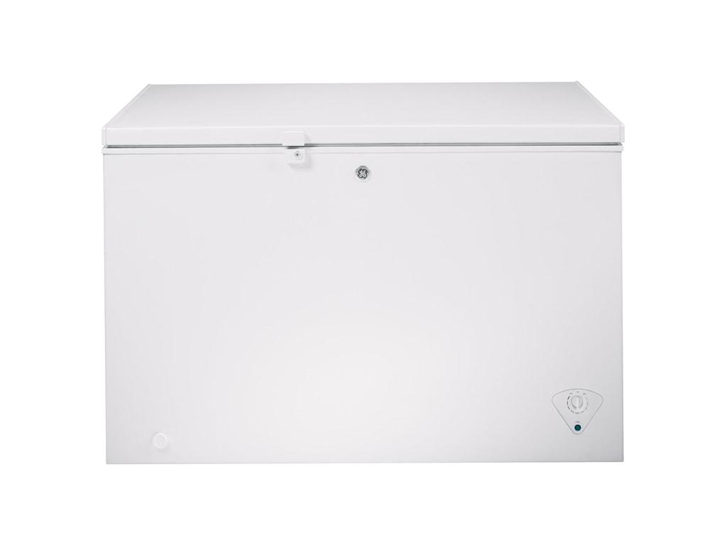 GE Appliances Chest Freezer10.6 Cu. Ft. Manual Defrost Chest Freezer