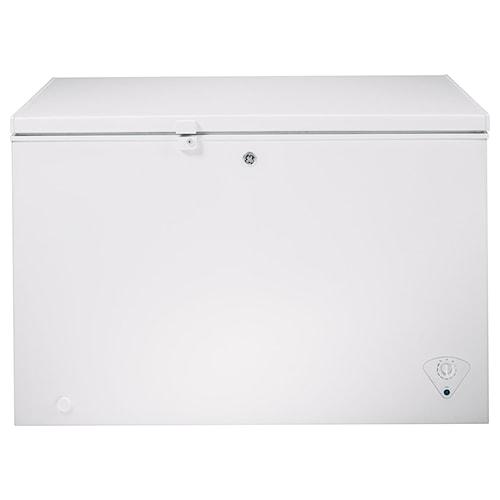 GE Appliances Chest Freezer ENERGY STAR® 10.6 Cu. Ft. Manual Defrost Chest Freezer