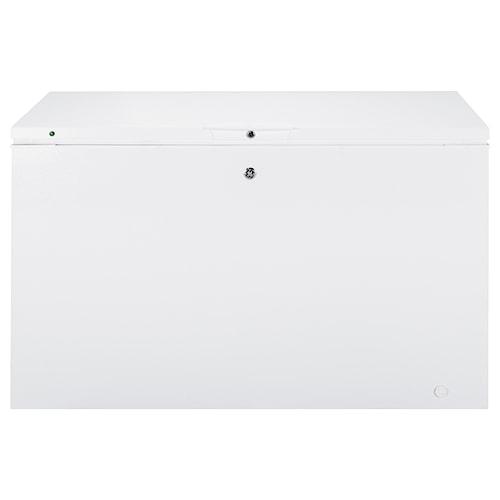 GE Appliances Chest Freezer 15.6 Cu. Ft. Manual Defrost Chest Freezer