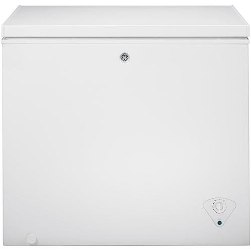 GE Appliances Chest Freezer GE® 7.0 Cu. Ft. Manual Defrost Chest Freezer