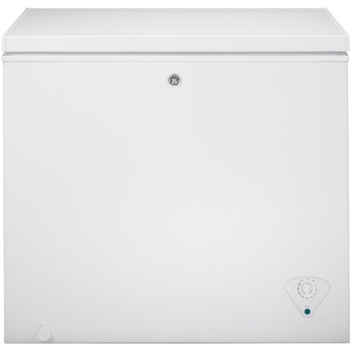 GE Appliances Chest Freezer GE® 7.0 Cu. Ft. Manual Defrost Chest Freezer