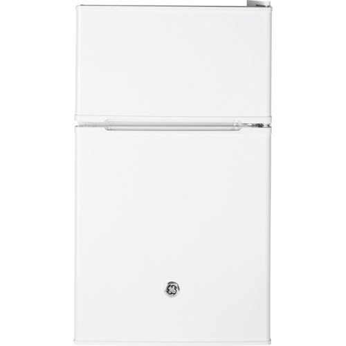 GE Appliances Compact Refrigerators GE® Double-Door Compact Refrigerator