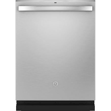 GE® Stainless Steel Interior Dishwasher