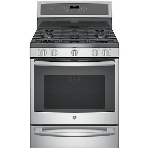 GE Appliances Dual-Fuel Ranges Profile™ Series 30