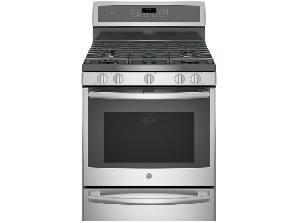 GE Appliances Dual-Fuel RangesProfile™ Series 30