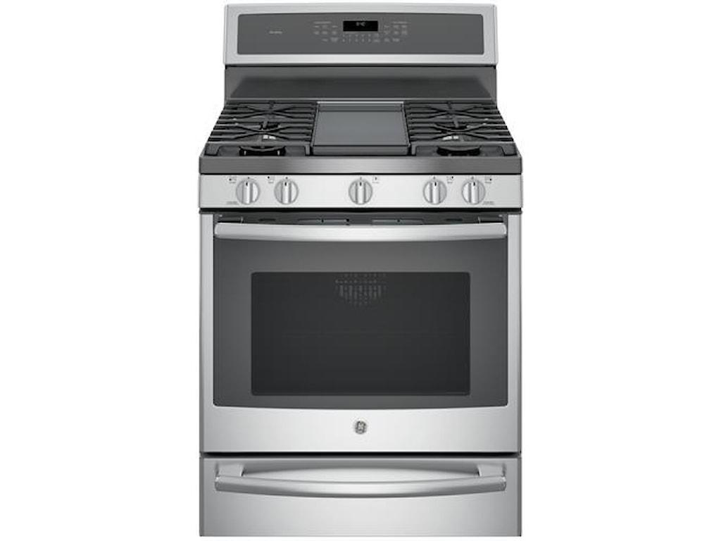 GE Appliances Dual-Fuel RangesProfile™ Series 30