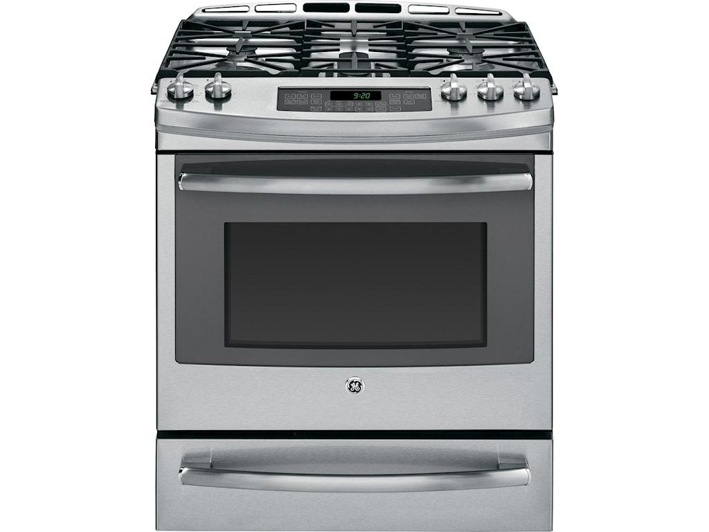 GE Appliances Dual-Fuel Ranges30